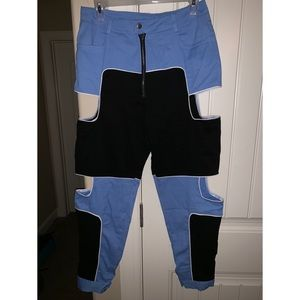 Fashion Nova Inspired Cutout Pants